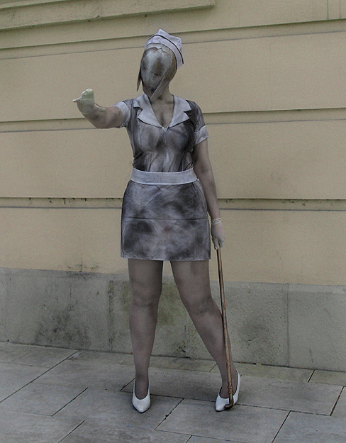 Silent Hill Cosplay